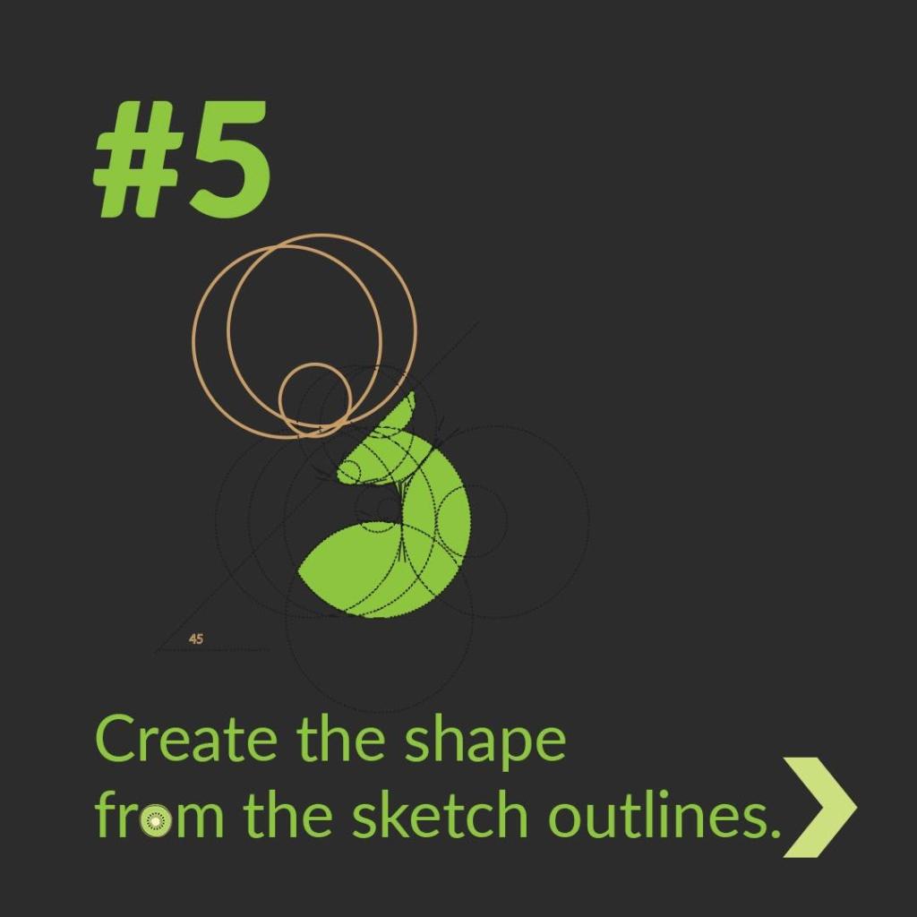 Kiwi How To Design a Logo 5