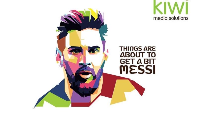 Messi Artwork
